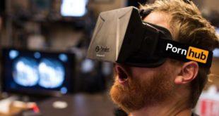 Pornhub chiffres porno en VR réalité virtuelle