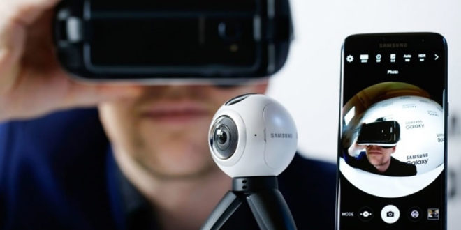 Prix cassé Samsung Gear VR Gear 360