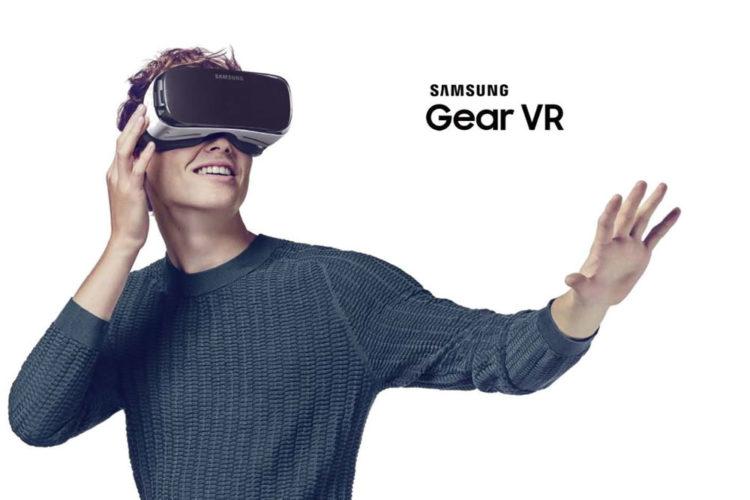 Promotion Samsung Gear VR Gear 360