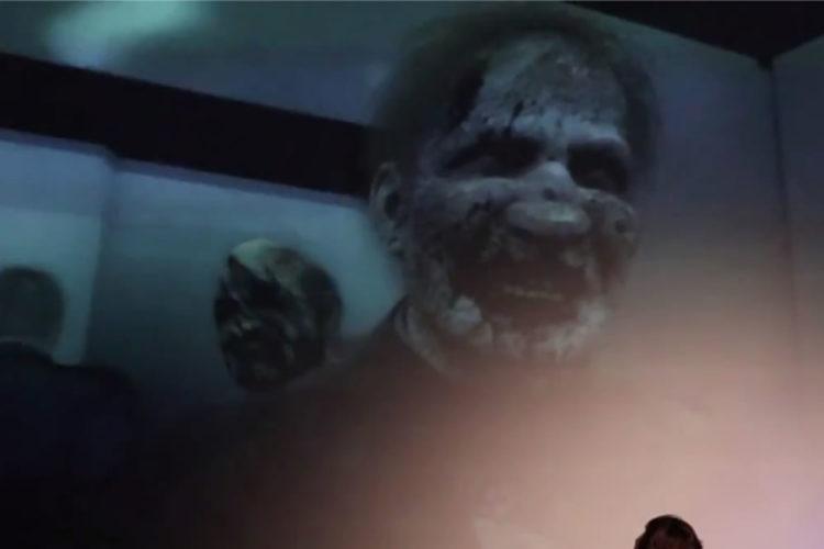 Resident Evil Vendetta : Z Infected Experience gratuit PS VR