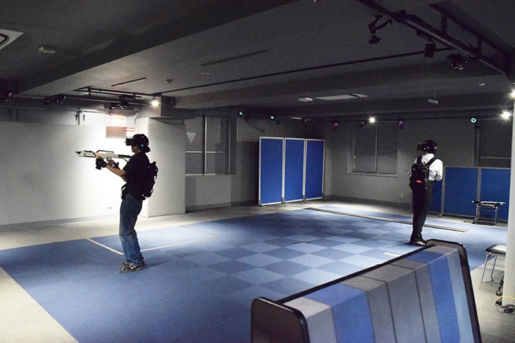 Salle VR SEGA