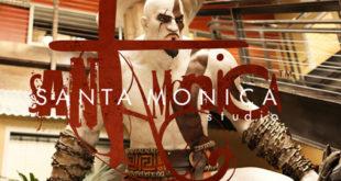Sony Santa Monica Studio jeu VR gros titre AAA