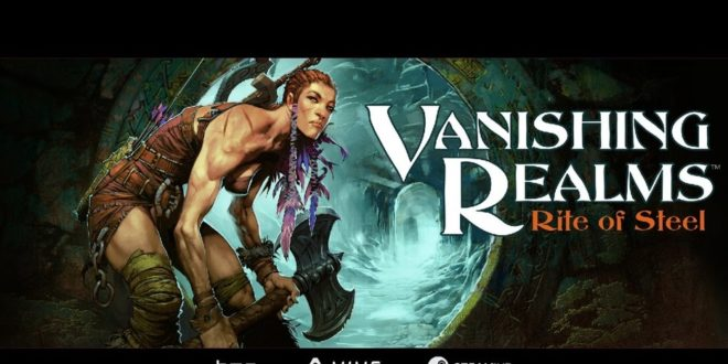 vanishing realms test HTC vive