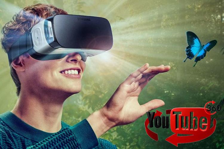 YouTube VR commentaires voix vocaux chat