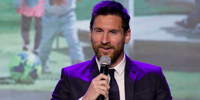 Messi espère attirer les fans de football en chine grâce à l'ouverture d'un parc d'attraction