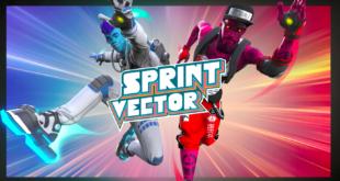 Le studio de jeux vidéos Survios, spécialisé dans la réalité virtuelle, a annoncé pendant l 'E3 avoir nettement progressé dans le développement de son jeu Sprint Vector en incluant notamment des armes, des power-ops