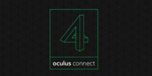 oculus connect 4 octobre 2017