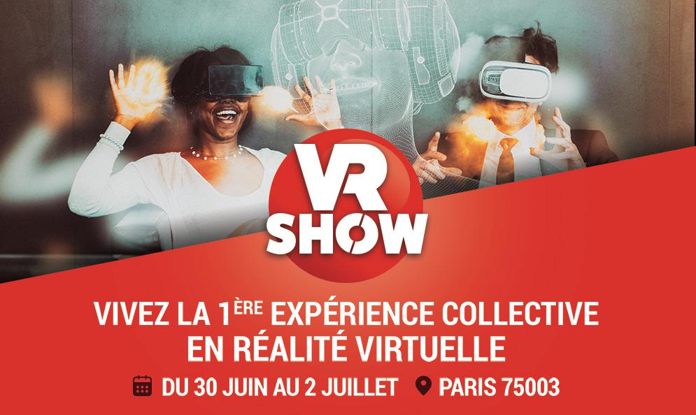 VR SHOW PARIS