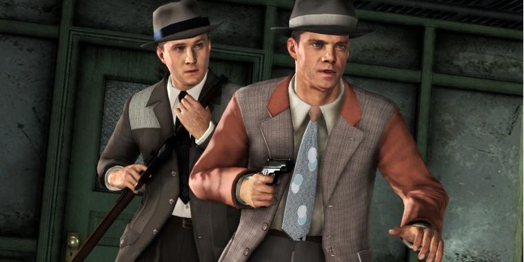 L.A Noire VR Rockstar gaming VR