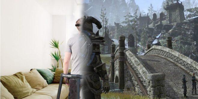 Skyrim VR E3 2017