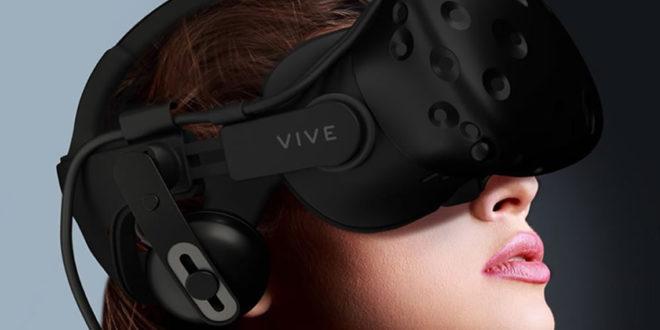 Accessoire serre-tête Vive Deluxe Audio Strap pour HTC