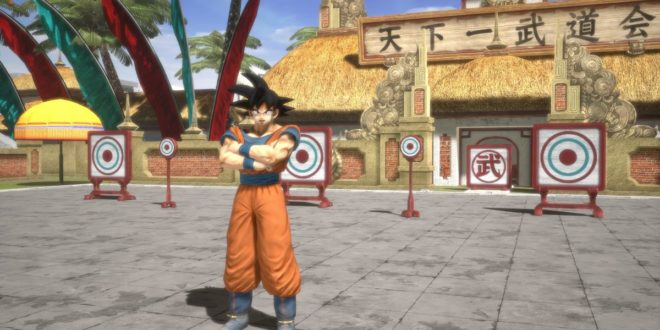 dragon ball vr zone bandai namco htc vive