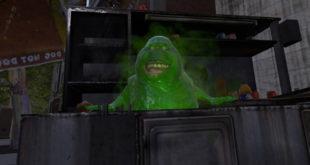 Expérience en réalité virtuelle Ghostbusters VR