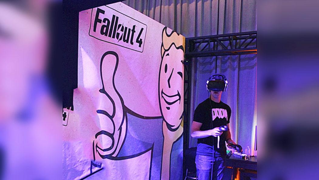 Fallout E3 VR Annonces