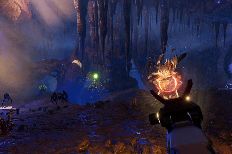 Farpoint contenu supplémentaire gratuit sur PlayStation VR