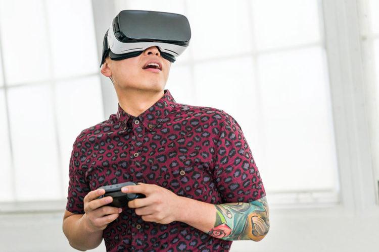 Futur Gear VR autonome