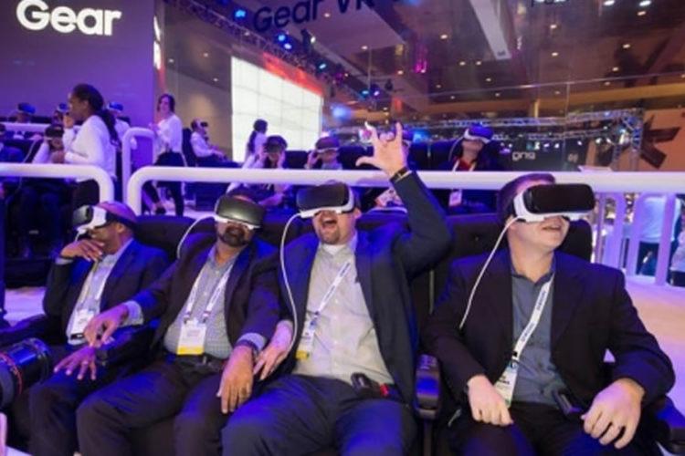Gear VR autonome définition 2000 pixels par pouce