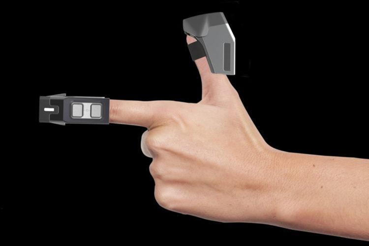 Go Touch VR accessoire réalité virtuelle augmentée mixte