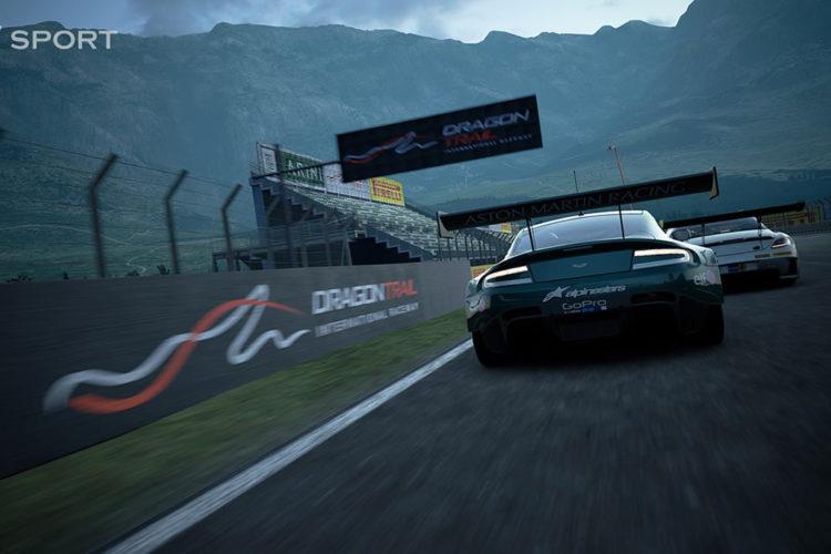 Gran Turismo Sport réalité virtuelle