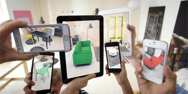 Ikea Apple Application réalité augmentée