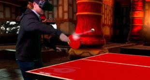 Jeux de sport en réalité virtuelle VR