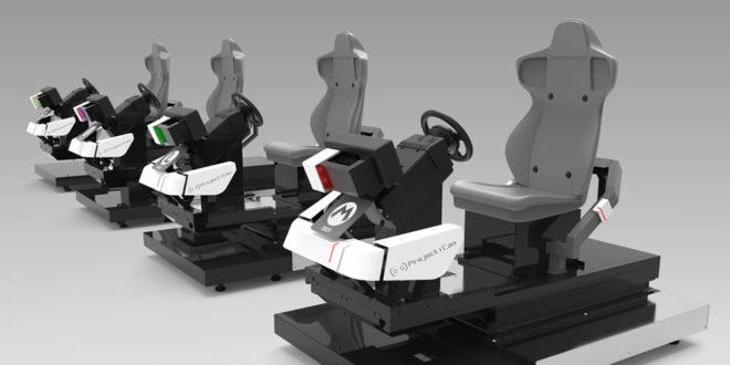 Mario Kart en réalité virtuelle