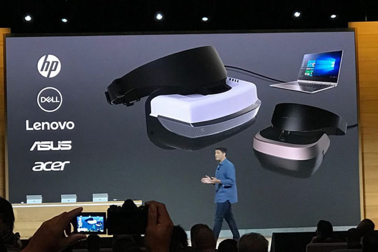 Réalité virtuelle Xbox Scorpio E3 2017