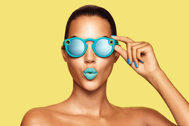 Snap Spectacles version 2