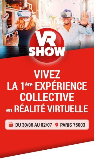 VR Show evenement