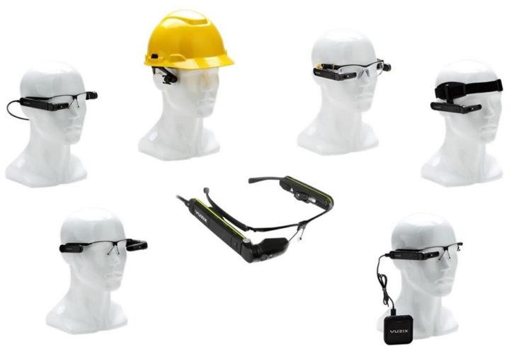 Vuzix M300 lunettes AR
