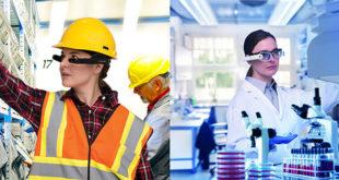Vuzix M300 lunettes de réalité augmentée