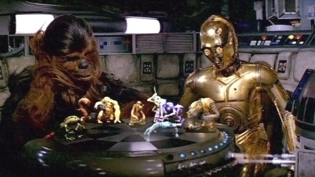 Casque Lenovo AR, Star Wars, Holochess