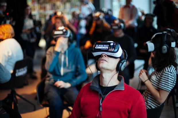 Cinéma VR Salles modèle économique