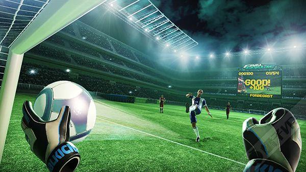 Football et VR image à la une