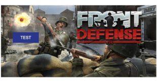 Test Front Defense VR image à la Une