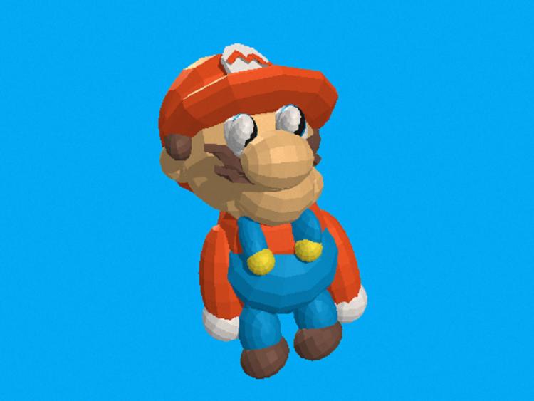 Test Google Blocks Super Mario Galleries