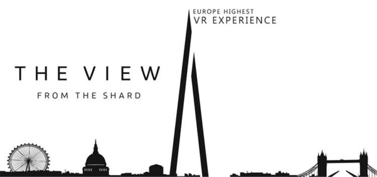 The Shard VR expérience touristique Londres