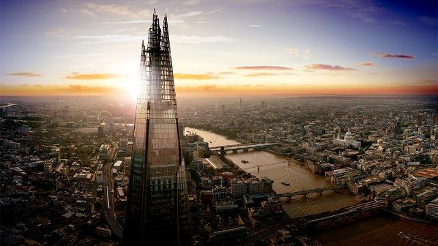 Londres tourisme The Shard Experience VR point de vue