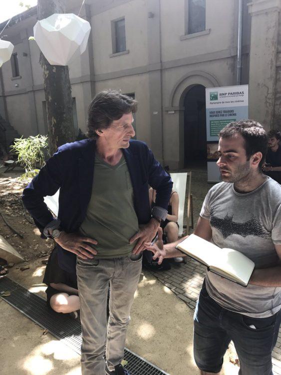 VR Arles Festival Bertrand Cizeau