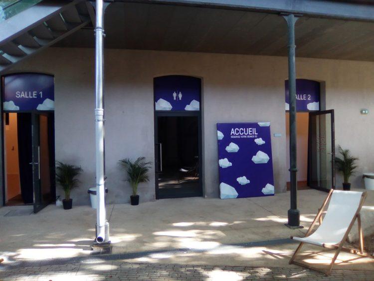 VR Arles Festival salles de ciném