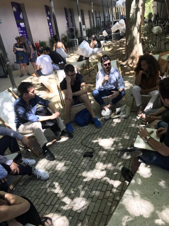 VR Arles Festival Alexandre Perez
