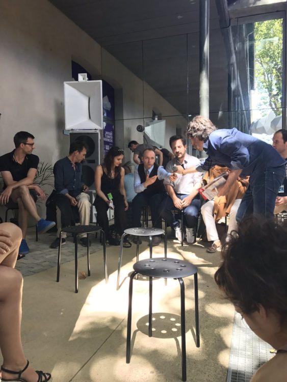 VR Arles Festival débats organisés