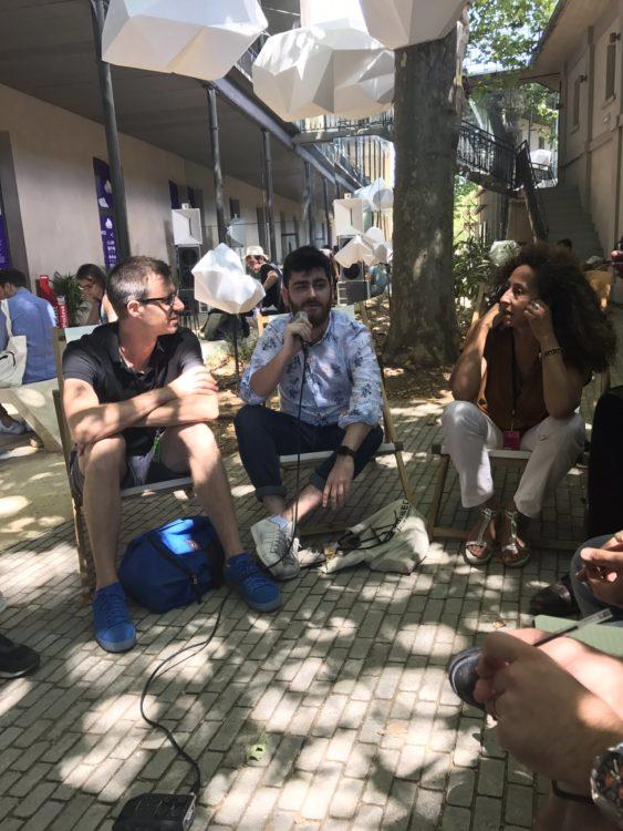 VR Arles Festival conférences réalisateurs
