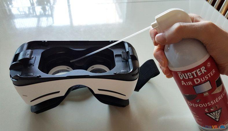 Samsung gear vr comment nettoyer efficacement votre casque de r alit virtuelle - Comment nettoyer de l argenterie noircie ...
