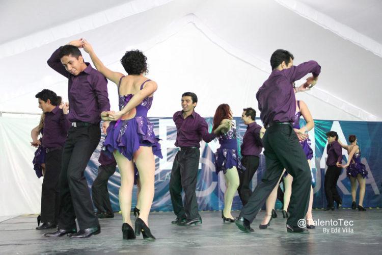 Dance Reality application réalité augmentée salsa