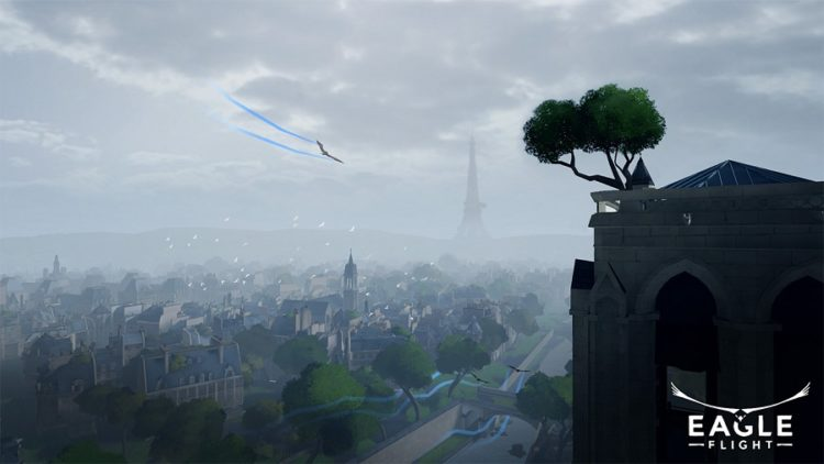 eagle flight ubisoft jeu realite virtuelle test