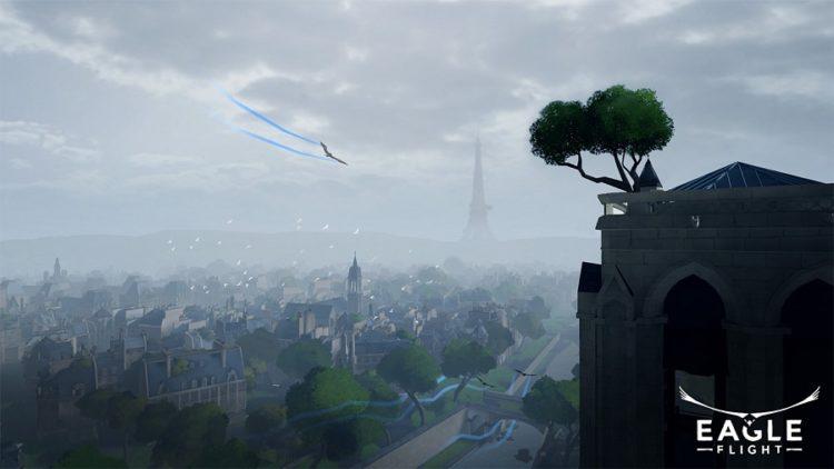 eagle flight ubisoft jeu realite virtuelle test