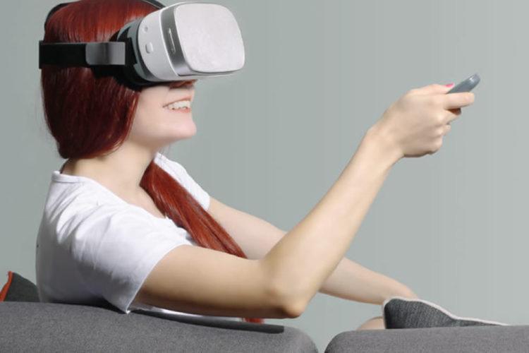 Facebook Pacific casque réalité virtuelle autonome