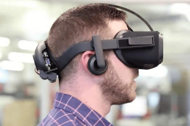 Facebook Pacific casque VR autonome