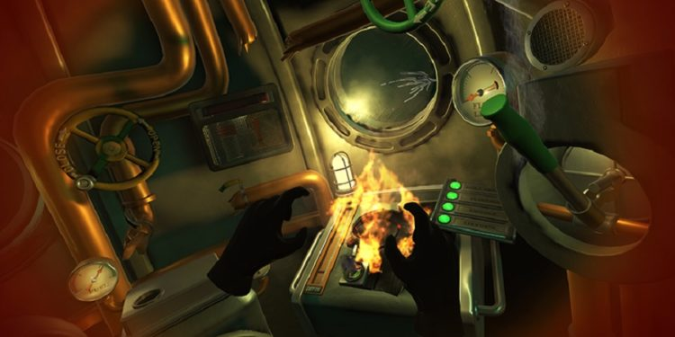 Test I Expect You To Die Jeu VR